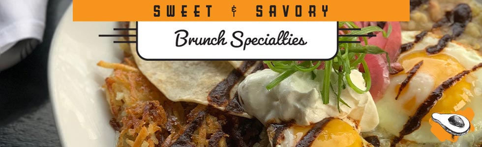 Spanky's Roadhouse | Brunch Specialties