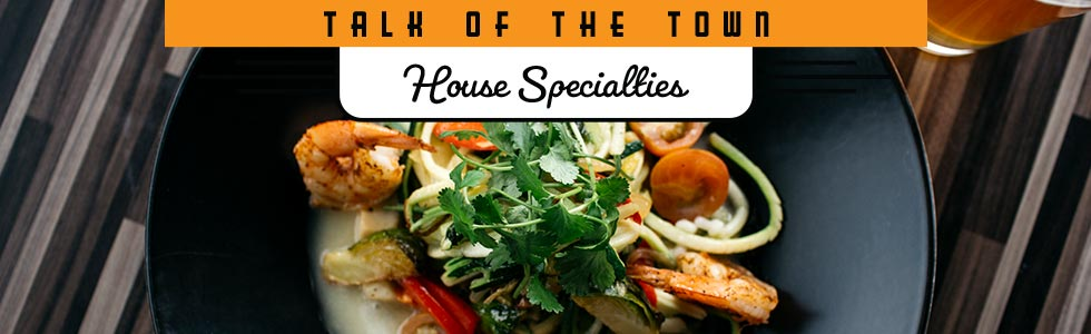 Spanky's Roadhouse | House Specialties