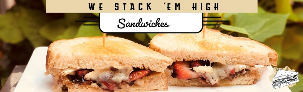 Spanky's Roadhouse | Sandwiches
