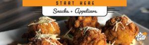 Spanky's Roadhouse   Snacks Appetizers