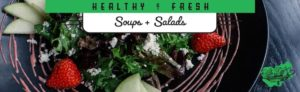 Spanky's Roadhouse | Soups & Salads