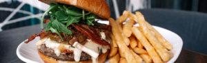 Spanky's Jam Burger