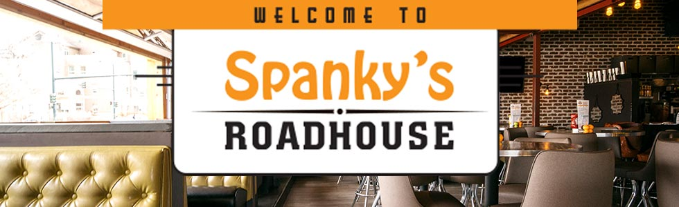 Welcome to Spanky's Roadhouse